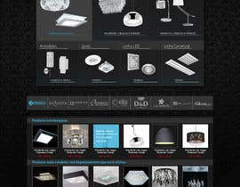 #7 untuk Home-Page REVAMP (improve layout of the main page) oleh thisouza