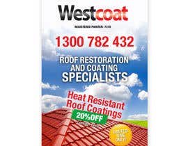 #3 para Design a Banner for westcoat por b74design