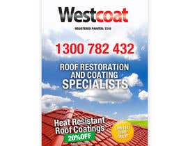 nº 5 pour Design a Banner for westcoat par b74design