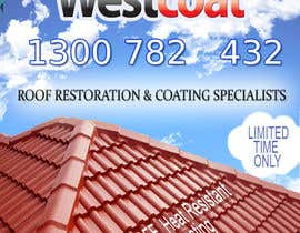 #11 for Design a Banner for westcoat by ufuktarabus