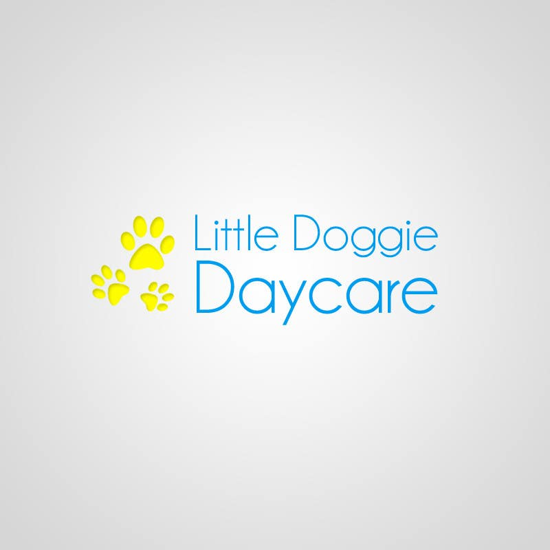 "Конкурсная заявка №                                        71                                      для                                         Graphic Design for ""Little Doggie Daycare"""