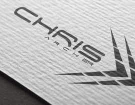 #28 untuk Design a Logo for chris archer oleh sh17kumar