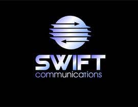 "#33 for Create a logo for a telecommunications company called "" Swift Communications"" by SVV4852"