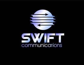 "nº 33 pour Create a logo for a telecommunications company called "" Swift Communications"" par SVV4852"