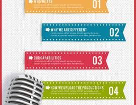 #5 for Design a Brochure For CCRT Communciations / CCRT STUDIOS by designingbridge