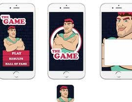 #11 for Design a  mobile game Mockup and icon by mariafet