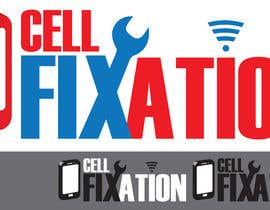 #34 for Design a Logo for a Cell Phone Repair company af LuisGuerra