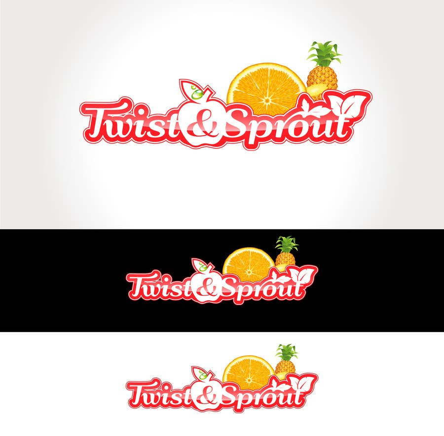 "#17 for Design a Logo for Online Health Food Store - Organic food  ""Twist and Sprout"" BIG bonus for awesome designs - and future WORK by Cbox9"