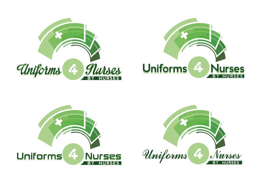 "Penyertaan Peraduan #31 untuk Design a Logo for Uniform Company ""Uniforms 4 Nurses, by Nurses"" (clothing company)"