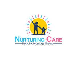 nº 25 pour Pediatric Massage Therapy logo par Psynsation
