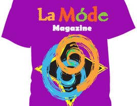 nº 169 pour T-shirt Design for Le Mode Magazine par thewebgurupk