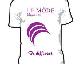 #160 cho T-shirt Design for Le Mode Magazine bởi Wariouzs
