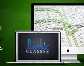 #22 for Design a Banner for Arabicclasses.org af miekee09