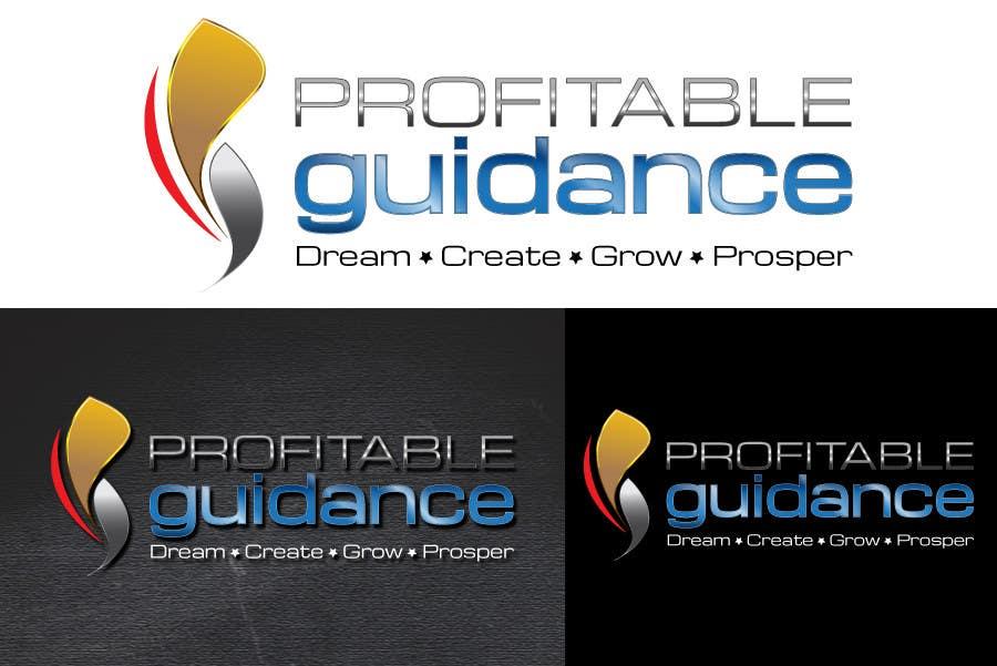 #129 for Design a Creative Logo for www.profitableguidance.com by manish997
