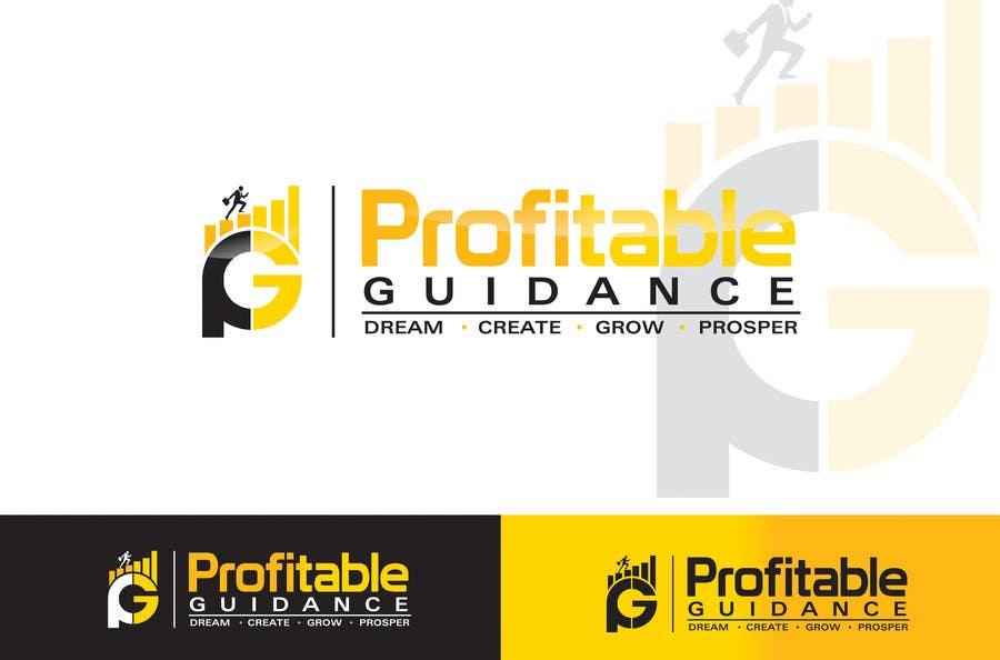 #57 for Design a Creative Logo for www.profitableguidance.com by ajdezignz