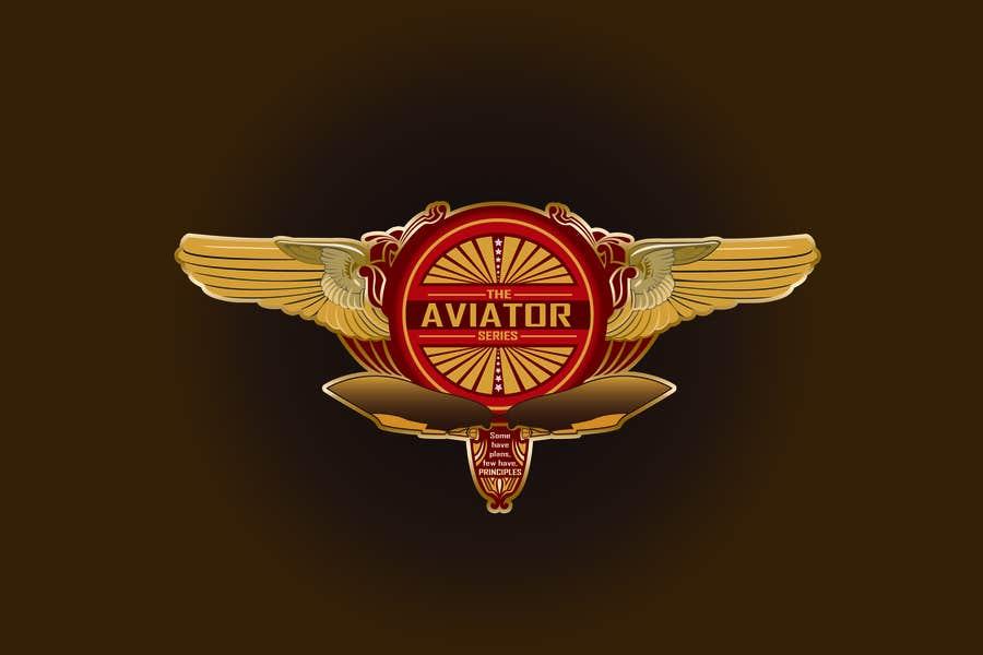 Konkurrenceindlæg #112 for Design a CIGAR Band/Logo/Label - Aviation Theme