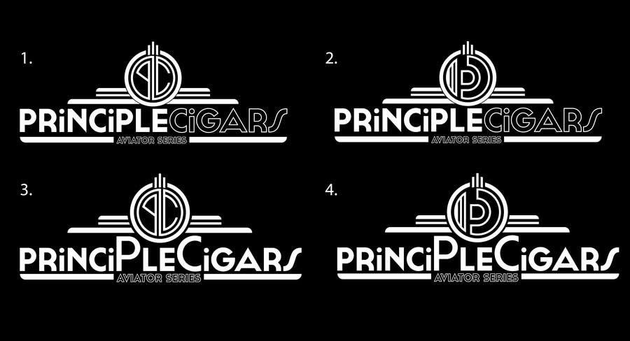 Penyertaan Peraduan #48 untuk Design a CIGAR Band/Logo/Label - Aviation Theme