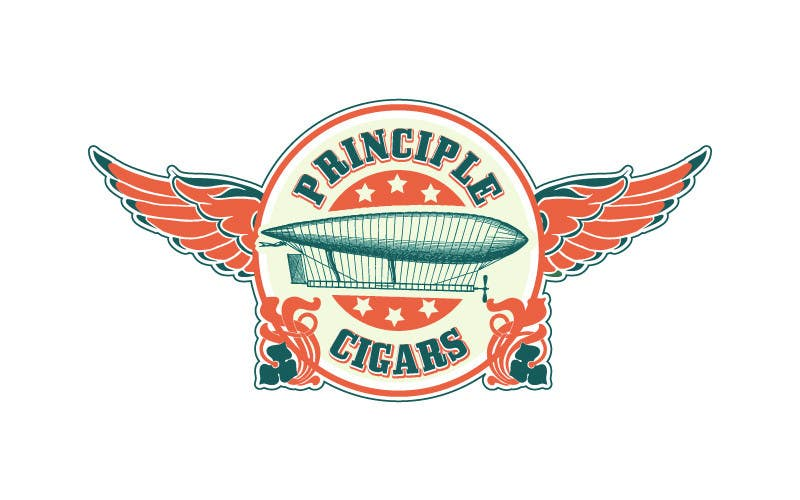Penyertaan Peraduan #58 untuk Design a CIGAR Band/Logo/Label - Aviation Theme