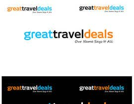 #55 for Design a Logo for Great Travel Deals af saligra