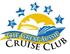 #26 untuk Design a Logo for The Great Aussie Cruise Club oleh suneshthakkar