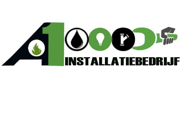 Konkurrenceindlæg #                                        40                                      for                                         Logo for A1 Installatiebedrijf