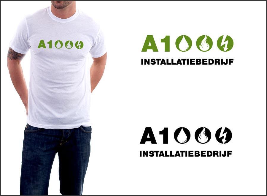 Konkurrenceindlæg #                                        22                                      for                                         Logo for A1 Installatiebedrijf