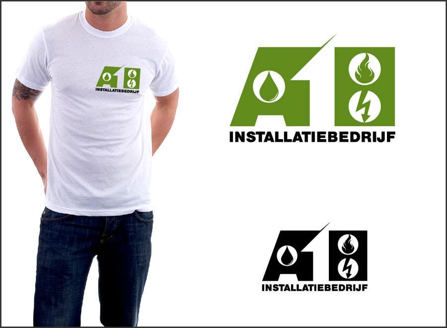 Konkurrenceindlæg #                                        23                                      for                                         Logo for A1 Installatiebedrijf