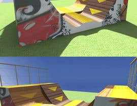 #10 for Design a Mini Skate ramp by VardanAst