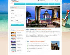 #3 untuk Design a website to use HotelsCombined white label oleh uniqueclick