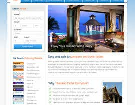 #4 untuk Design a website to use HotelsCombined white label oleh uniqueclick