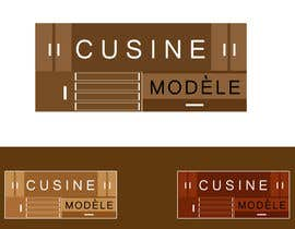 nº 23 pour Logo Cuisine Modèle par petervaro