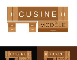 nº 27 pour Logo Cuisine Modèle par petervaro