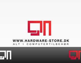 #17 for Design et Logo for Hardware-store.dk (EDB-webshop) af IjlalB