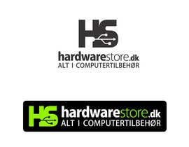 #56 for Design et Logo for Hardware-store.dk (EDB-webshop) by rogerweikers