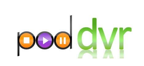 Bài tham dự cuộc thi #                                        174                                      cho                                         Design a Logo for PODDVR.com