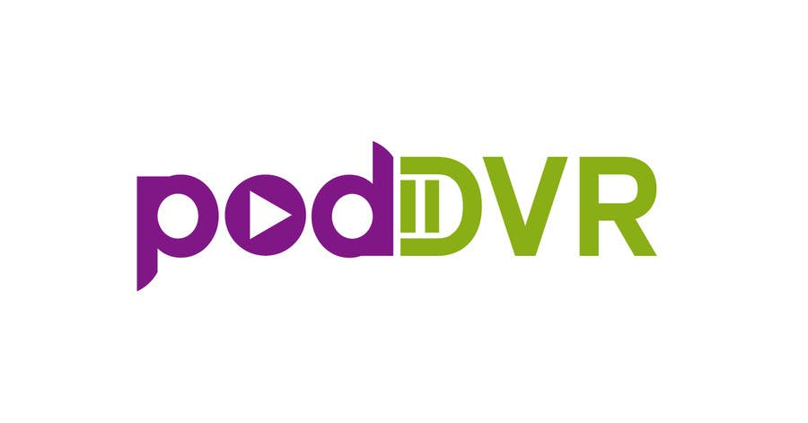 Bài tham dự cuộc thi #                                        150                                      cho                                         Design a Logo for PODDVR.com