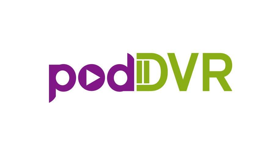 Bài tham dự cuộc thi #                                        182                                      cho                                         Design a Logo for PODDVR.com