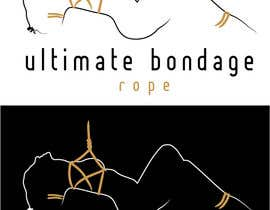 nº 557 pour Logo design for Ultimate Bondage Rope par jaqueline