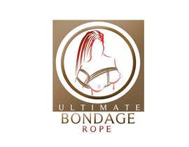 #448 para Logo design for Ultimate Bondage Rope por todeto