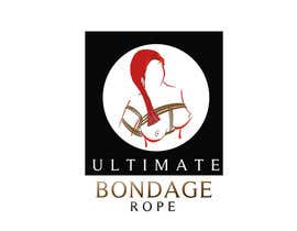 nº 545 pour Logo design for Ultimate Bondage Rope par todeto