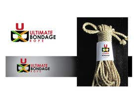 #272 untuk Logo design for Ultimate Bondage Rope oleh ArteeDesign