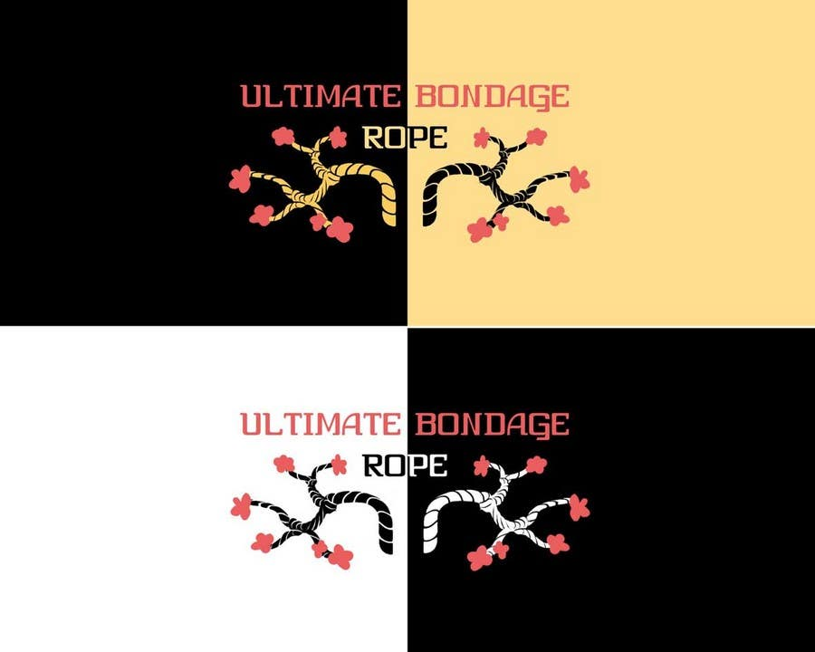 Proposition n°                                        368                                      du concours                                         Logo design for Ultimate Bondage Rope