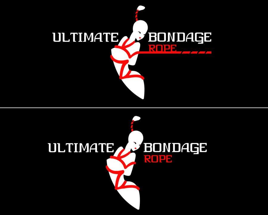 Proposition n°                                        326                                      du concours                                         Logo design for Ultimate Bondage Rope