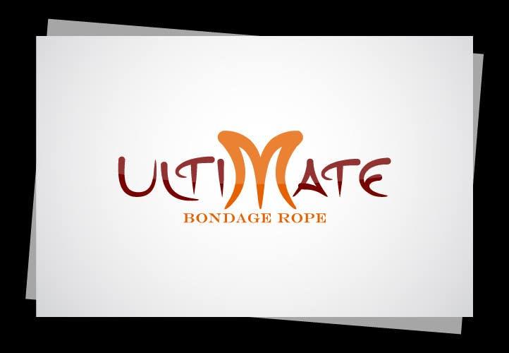 Proposition n°                                        212                                      du concours                                         Logo design for Ultimate Bondage Rope