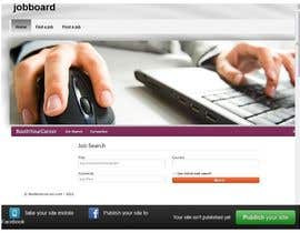 #4 para Build 5 pages for a jobboard por sandanimendis