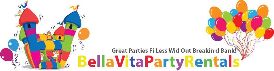 Bài tham dự cuộc thi #23 cho Design a Logo for Jamaican Party Rental Business