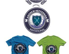 #86 untuk Design an Icon for a T-Shirt for a Golf weekend oleh alizainbarkat