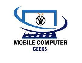 #26 untuk Design a Logo for mobile computer geeks oleh kelum02