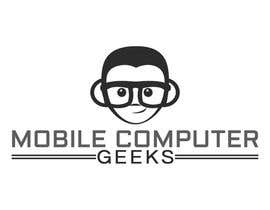#43 para Design a Logo for mobile computer geeks por Psynsation