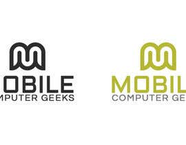 #44 para Design a Logo for mobile computer geeks por Psynsation